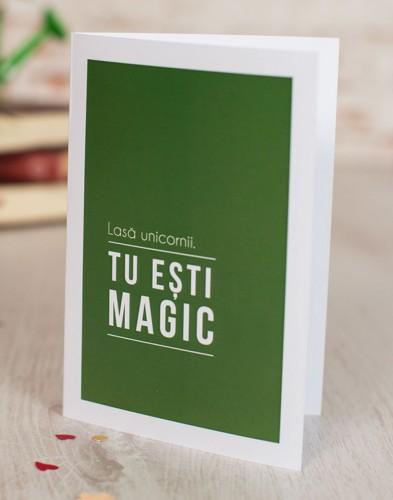 felicitare magic