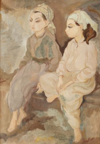 Tataroaice, de Nicolae Tonitza